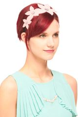 Modcloth Simply Studding Headband in Pink - Lyst