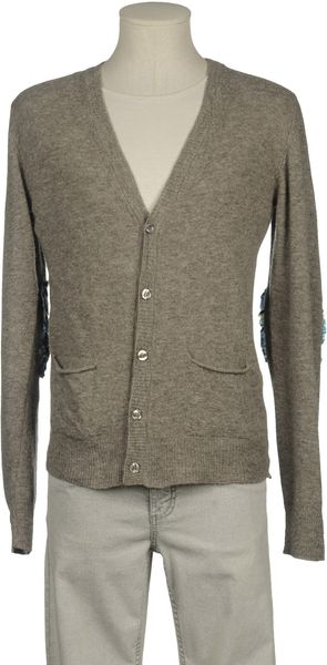 Myths Cardigan - Lyst