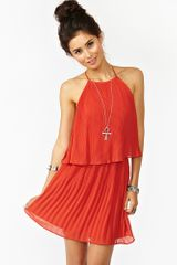Nasty Gal Chesmu Dress - Lyst