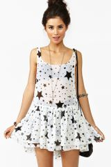 Nasty Gal Stargaze Dress - Lyst