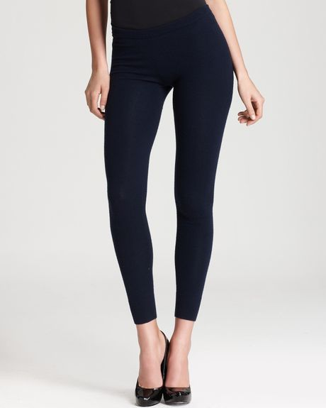 Donna Karan New York Leggings Pull On in Black (ink) - Lyst