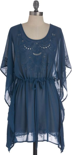 ModCloth Antique Fair Tunic - Lyst