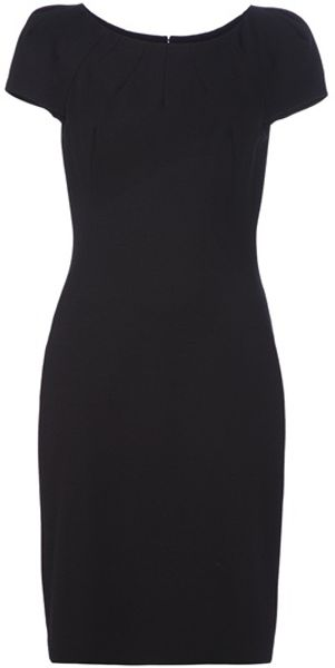 Alexander Mcqueen Archive Short Sleeved Dress - Lyst
