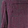 Marni Patterned Dress in Purple (burgundy) - Lyst