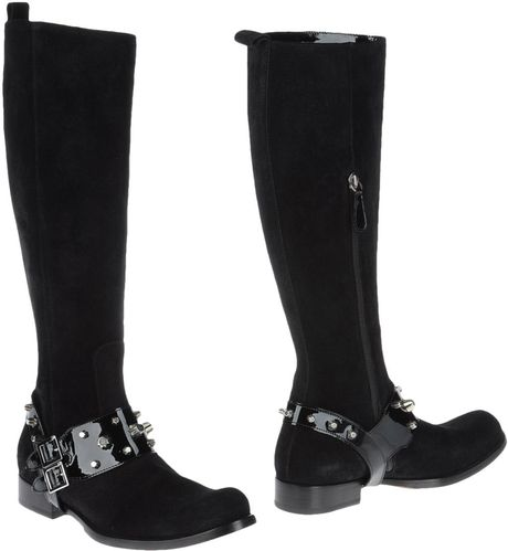 Dsquared2 Boots in Black - Lyst