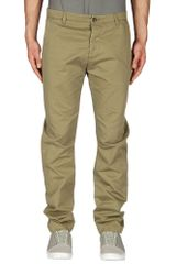 November Casual Trouser - Lyst