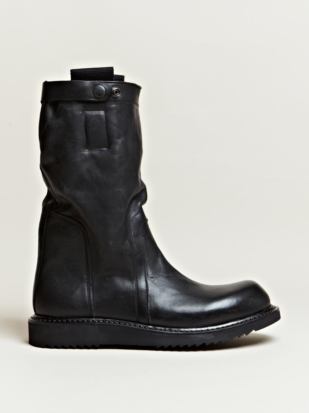 Rick Owens Biker boots