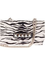 Valentino Zebra Bag in Animal (zebra) - Lyst