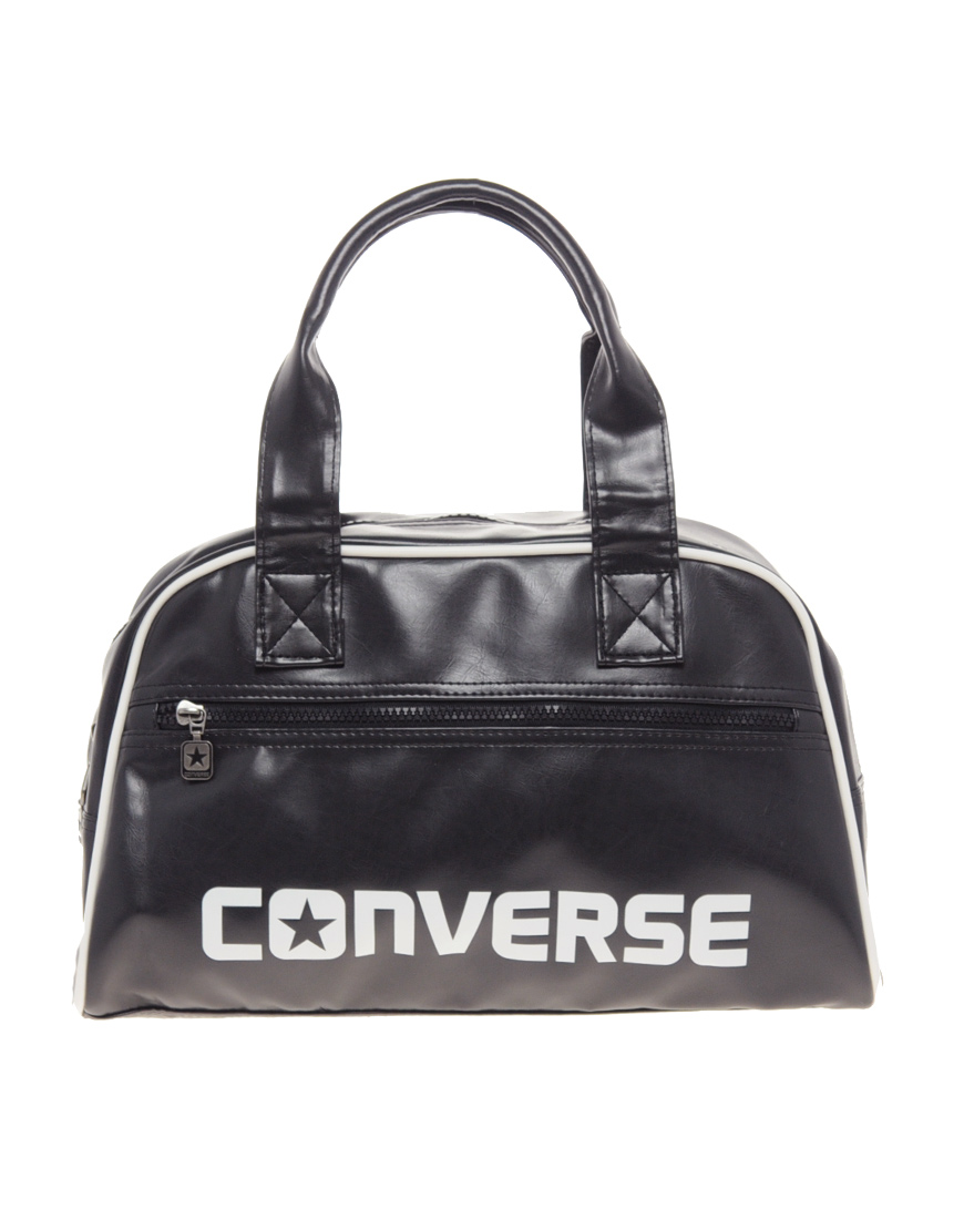 Lyst - Converse Holdall Bag in Black for Men 0747f07a12c5f