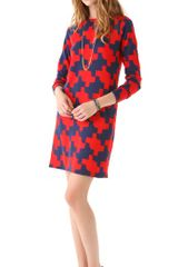 Diane Von Furstenberg Kivel Sweater Dress - Lyst