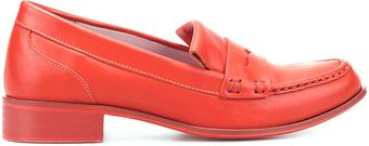 Zara Coloured Moccasin - Lyst
