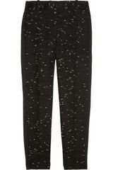 3.1 Phillip Lim Cropped Tweed Pants - Lyst