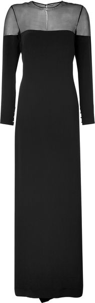 Azzaro Black Maggie Dress - Lyst