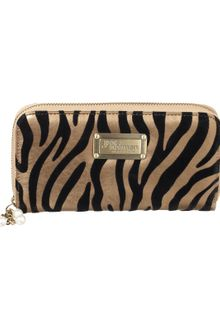 Jane Norman Zebra Print Purse - Lyst