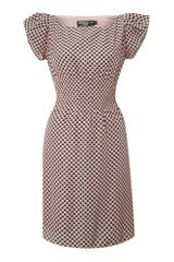 Pussycat Pussycat Repeat Heart Print Dress - Lyst