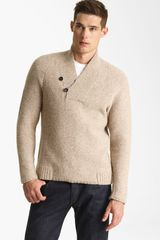 Rogan Alpaca Knit Sweater - Lyst