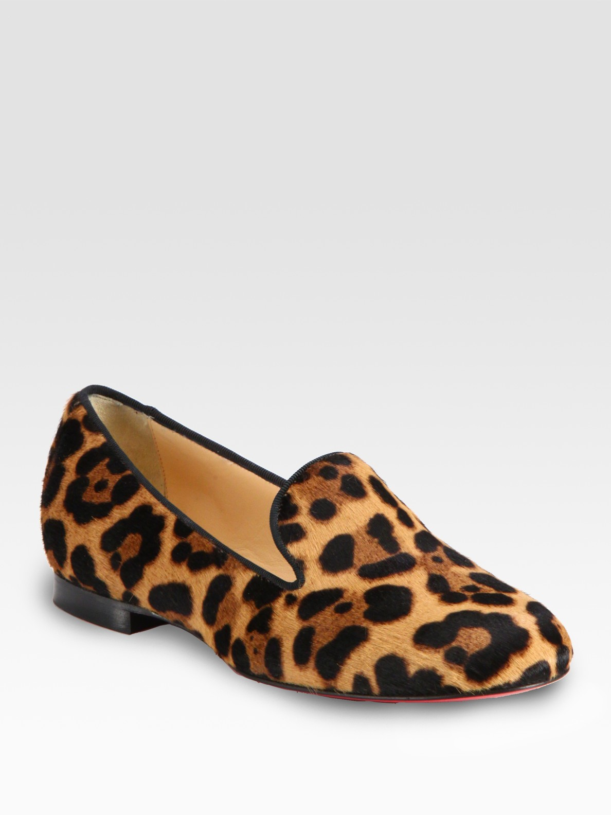 louis vuitton replica mens shoes - Peony Design ? christian louboutin leopard loafers