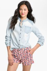 Joe's Chambray Shirt - Lyst