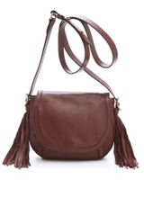 See By Chloé Twin Tassels Cross Body Bag - Lyst