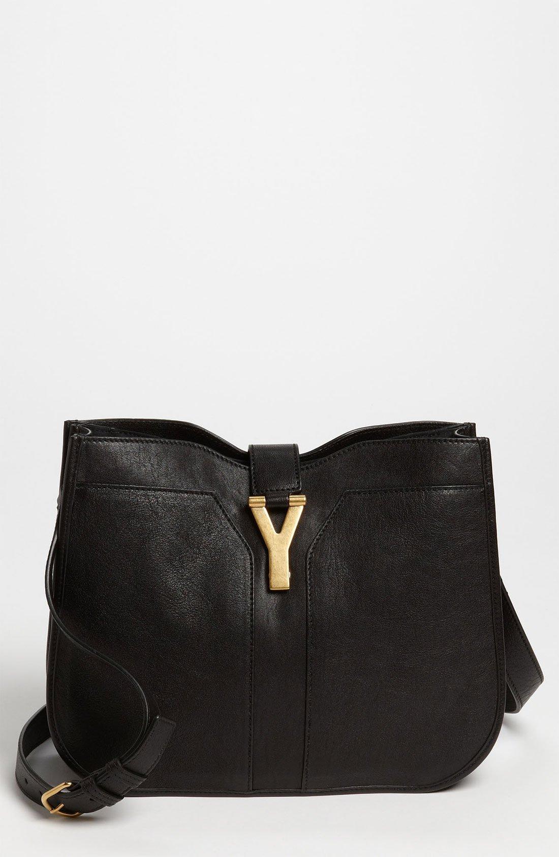 Ysl Medium Black Chyc Shoulder Bag \u2013 Shoulder Travel Bag