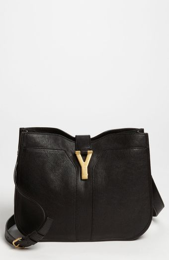 Saint Laurent Cabas Chyc Medium Shoulder Bag - Lyst