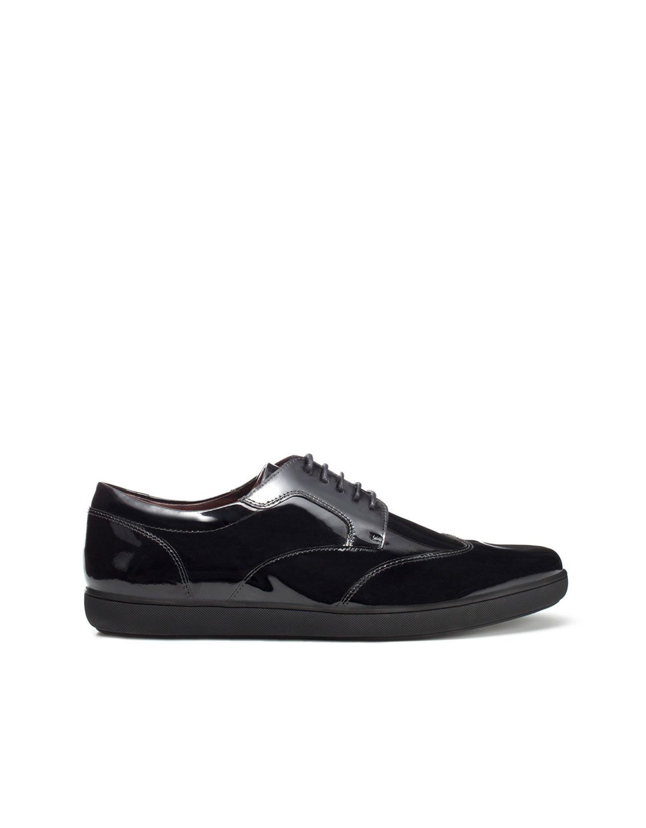 Wonderful Zara Shoes  Sold Zara NWT Silver Oxford Shoes Sz 1041
