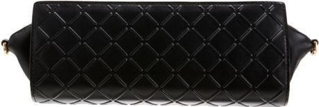 Alexander Wang Frenchbull Pelican Clutch in Black (gold) - Lyst