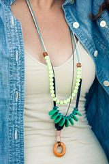 Alyson Fox Fete Collection Necklaces
