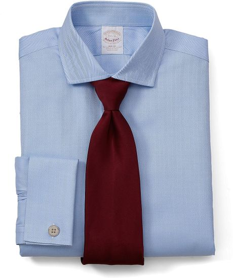 brooks brothers golden fleece sea island cotton slim fit