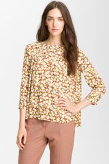 Paul & Joe Sister Print Blouse - Lyst