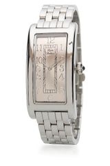 Brooks Brothers Ladies Rectangular Mesh Bracelet Watch - Lyst