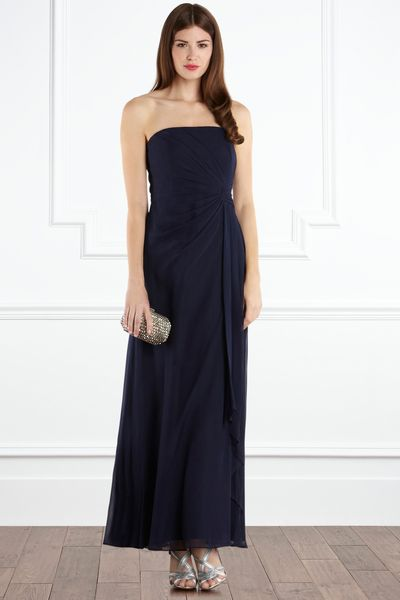 Coast Villa Maxi in Blue (navy) - Lyst