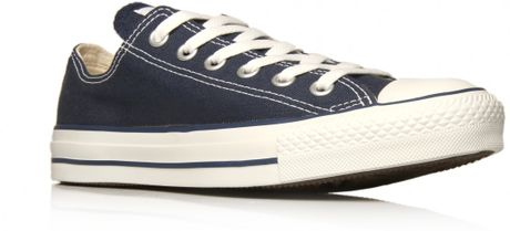 Converse All Star Low in Blue for Men (navy)