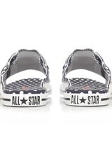 Converse Beach Polka Dot Ctas in Black (white  ) - Lyst