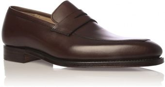 Crockett & Jones Merton Apron Loafer - Lyst