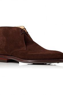 Crockett & Jones Tetbury 2 Eye Chukka - Lyst