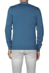 Marc Jacobs Cardigan in Blue for Men - Lyst