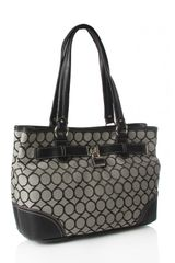 Nine West 9 Jacquard Shopper Bag - Lyst