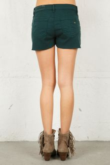 Rag & Bone Cut Off Shorts in Jewel - Lyst
