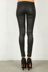 Rag & Bone Zipper Legging in Black - Lyst