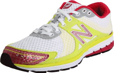 New Balance New Balance Womens Running Shoe in Multicolor (white