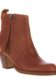 Acne Pistol Boot - Lyst