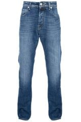 Jacob Cohen Slim Fit Jean - Lyst
