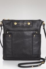 Marc By Marc Jacobs Crossbody Preppy Leather Sia - Lyst