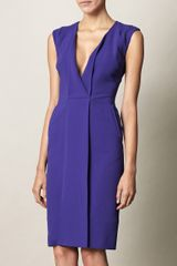 Antonio Berardi Wrapover Detail Dress