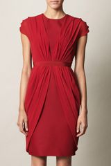 Giambattista Valli Doublelayer Dress - Lyst