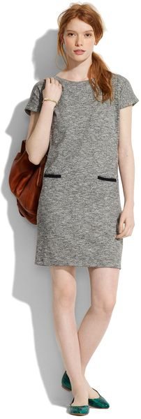 Madewell Radiohour Shift Dress - Lyst