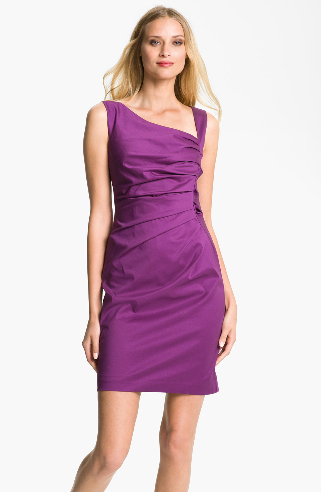 simple dress in purple 141 best bridesmaids dresses images on