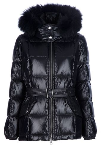 Burberry Padded Jacket - Lyst