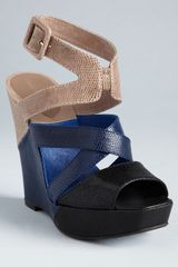 Juicy Couture Wedge Sandals Melanie - Lyst